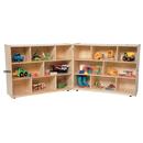 Healthy Kids Colors WD14700 Folding Storage, 42