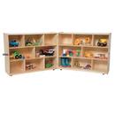 Healthy Kids Colors WD14718 X-Deep Folding Storage 42