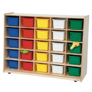 Tip-Me-Not WD16083 25 Tray Storage with Assorted Trays , 38.00