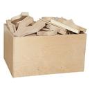 Wood Designs WD17100 Block Bin - 4 Sides , 16.00