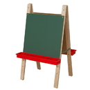 Wood Designs WD17500 Toddler Size Double Chalkboard Easel , 36.00