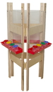 Wood Designs WD18623 3-Sided Easel with Acrylic , 48.00