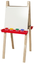 Wood Designs WD18925 Double Adjustable Easel with Markerboard , 46.00