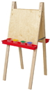Wood Designs WD19000 Double Adjustable Easel with Plywood , 46.00