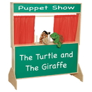 Wood Designs WD21650 Deluxe Puppet Theater with Chalkboard , 48.00