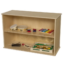 Wood Designs WD43700 2 Shelf Modular Storage , 24.00
