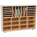 Wood Designs WD44009 Multi-Storage without Trays , 38.00