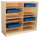 Wood Designs WD50400 Folding Rest Mat Storage , 49.00