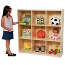 Wood Designs WD50900 9 Big Cubby Deep Storage , 49.00