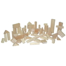 Wood Designs WD60200 Basic Blocks - 15 Shapes, 56 Pieces