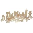 Wood Designs WD60200 Basic Blocks - 15 Shapes, 56 Pieces