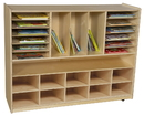 Wood Designs WD990202 Multi-Storage without Trays , 38.00