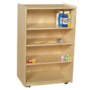 Wood Designs WD990333 Mobile Shelf Storage , 38.00