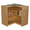 Wood Designs WD990580 Corner Storage- 30