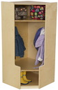 Wood Designs WD990635 Corner Locker , 49.00