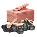 Woodlore 86111 Cedar Shoe Care Valet, w/Starter Kit II
