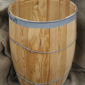 Claeys 2855 Keg /Barrel - Empty Wooden, Price/1 Unit