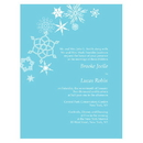 Weddingstar Winter Finery Invitation