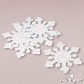 Weddingstar 34731 Iridescent Snowflake, Price/Packags of 10