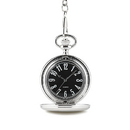 Weddingstar 41026 Classic Pocket Watch With Black Face