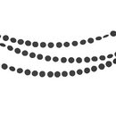Weddingstar 43009-10 Circle Garland - Black