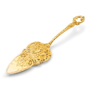 Weddingstar 4588-55 Small Gold Cake or Pie Server