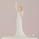Weddingstar 7096 Hooked on Love Groom Figurine Bride