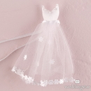 Weddingstar 7109 Mini Bride Dress Candy Favor Bag