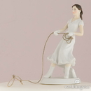 Weddingstar 8540 Western Lasso Interchangeable Cake Toppers Western Lasso (Bride) Cake Topper, Bride Only