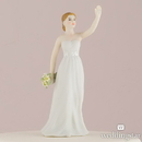 Weddingstar 9088 High Five - Bride Figurine, Groom Figurine not included
