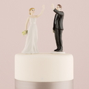 Weddingstar 9089 High Five - Groom Figurine, Bride Figurine not included