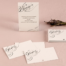 Weddingstar 9165 Birdcage Wish Card Stationery Set