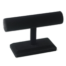 Elegance by Carbonneau Bracelet-Bar-Display Black Velvet Bracelet Bar Display