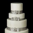 Elegance by Carbonneau Cake-Brooch-3181 Decorative Vintage Crystal Brooch 3181