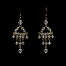 Elegance by Carbonneau E-8266-Gold Earring 8266 Gold