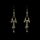 Elegance by Carbonneau E-8267-Gold Earring 8267 Gold