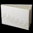 Elegance by Carbonneau GB-767 Bead Lace Guest Book 767