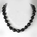 Elegance by Carbonneau N-8325-Black Necklace 8325 Black