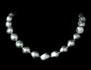 Elegance by Carbonneau N-8325-Silver Necklace 8325 Silver