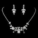 Elegance by Carbonneau NE-7201 NE 7201 Swarovski Crystal Jewelry Set