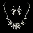 Elegance by Carbonneau NE-7204 Beautiful Necklace Earring Set NE 7204