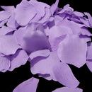 Elegance by Carbonneau Rose-Petals-Lavendar-Color-6 Lavender Rose Petals (100 Count) #6