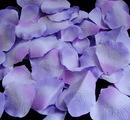 Elegance by Carbonneau Rose-Petals-Three-ToNE-Lavendar Three Tone Lavender Rose Petals (100 Count) #51