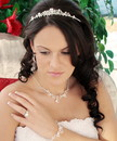 Elegance by Carbonneau Set-HP7806-NE7806-B7806 Valentine Bridal Headpiece & Jewelry Set HP 7806 NE 7806 B 7806