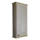 """WG Wood Products ASH-330 30"""" Ashley Series On the wall Cabinet 5.5"""" deep inside"""