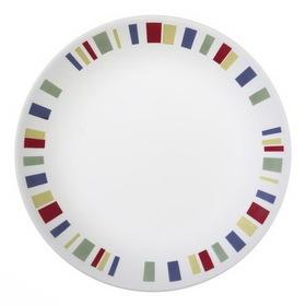 """CORELLE 1065645 Livingware Memphis 8 1/2"""" Salad / Lunch Plate"""