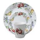 CORELLE 1091812 Impressions Chutney 16-pc Dinnerware Set