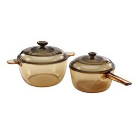 VISIONS 1094316 4-pc Cookware Set