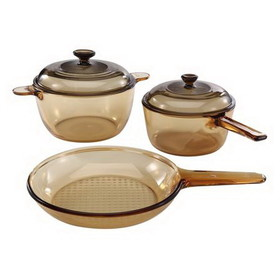 VISIONS 1094317 5-pc Cookware Set