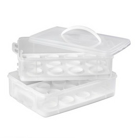 SNAPWARE 1098736 Snap 'N Stack Cookie & Cupcake Carrier